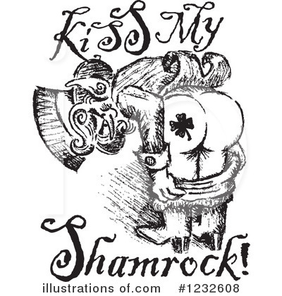 St Paddys Clipart #1232608 by Andy Nortnik