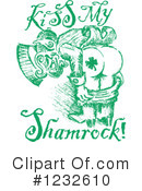 Royalty-Free (RF) Leprechaun Clipart Illustration #1232610