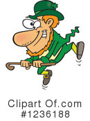 Leprechaun Clipart #1236188 by toonaday