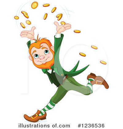 Leprechaun Clipart #1236536 by Pushkin