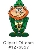 Royalty-Free (RF) Leprechaun Clipart Illustration #1276357