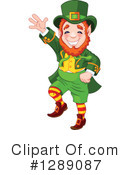 Leprechaun Clipart #1289087 by Pushkin