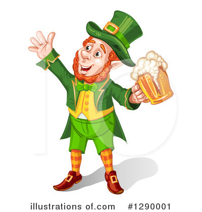 Beer Clipart #1290001 by merlinul