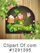 Royalty-Free (RF) Leprechaun Clipart Illustration #1291395
