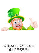 Royalty-Free (RF) Leprechaun Clipart Illustration #1355561