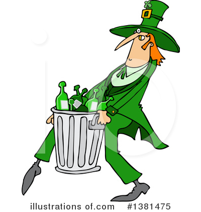 Garbage Clipart #1381475 by djart