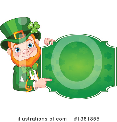 Leprechaun Clipart #1381855 by Pushkin