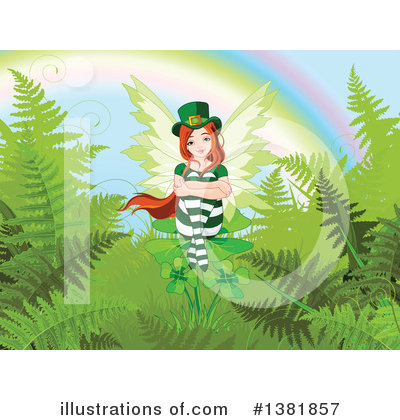 Leprechaun Clipart #1381857 by Pushkin