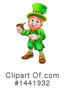 Royalty-Free (RF) Leprechaun Clipart Illustration #1441932