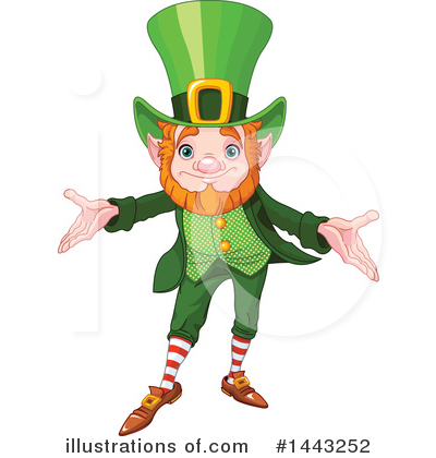 Leprechaun Clipart #1443252 by Pushkin