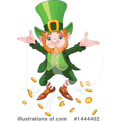 St Patricks Day Clipart #1444402 by Pushkin