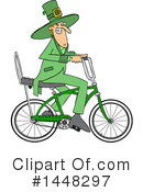 Royalty-Free (RF) Leprechaun Clipart Illustration #1448297