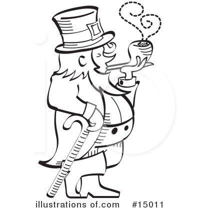 St Paddys Clipart #15011 by Andy Nortnik
