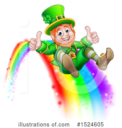 Saint Patricks Day Clipart #1524605 by AtStockIllustration