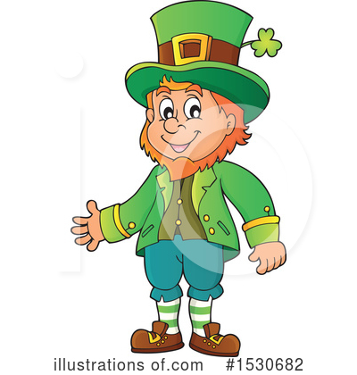 St Patricks Day Clipart #1530682 by visekart