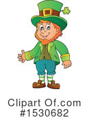 Leprechaun Clipart #1530682 by visekart