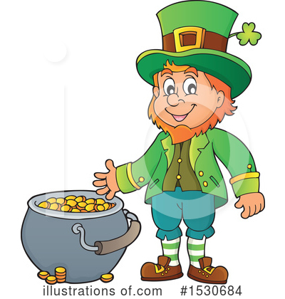 St Patricks Day Clipart #1530684 by visekart