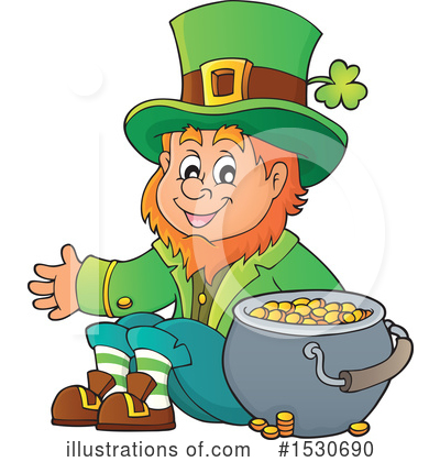 St Patricks Day Clipart #1530690 by visekart