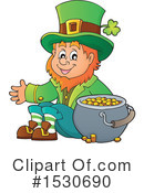 Leprechaun Clipart #1530690 by visekart