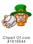 Leprechaun Clipart #1616544 by AtStockIllustration