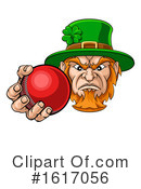 Leprechaun Clipart #1617056 by AtStockIllustration