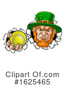 Leprechaun Clipart #1625465 by AtStockIllustration