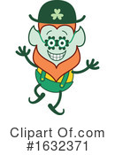 Leprechaun Clipart #1632371 by Zooco