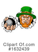 Leprechaun Clipart #1632439 by AtStockIllustration
