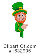 Leprechaun Clipart #1632906 by AtStockIllustration