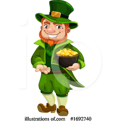 St Patricks Day Clipart #1692740 by Vector Tradition SM