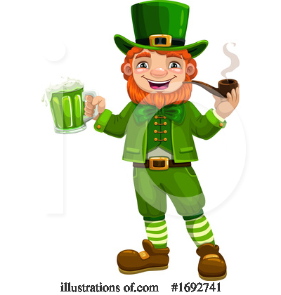 St Patricks Day Clipart #1692741 by Vector Tradition SM