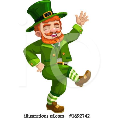 St Patricks Day Clipart #1692742 by Vector Tradition SM