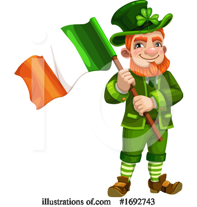 St Patricks Day Clipart #1692743 by Vector Tradition SM