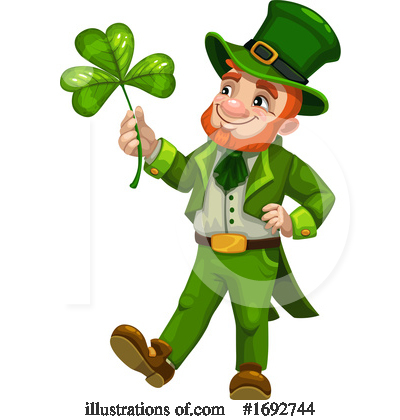 St Patricks Day Clipart #1692744 by Vector Tradition SM