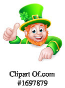 Leprechaun Clipart #1697879 by AtStockIllustration