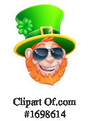 Leprechaun Clipart #1698614 by AtStockIllustration