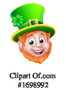Leprechaun Clipart #1698992 by AtStockIllustration