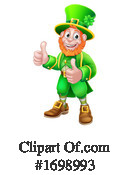 Leprechaun Clipart #1698993 by AtStockIllustration