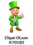 Leprechaun Clipart #1701052 by AtStockIllustration