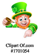 Leprechaun Clipart #1701054 by AtStockIllustration