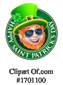 Leprechaun Clipart #1701100 by AtStockIllustration