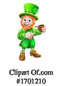 Leprechaun Clipart #1701210 by AtStockIllustration