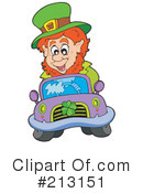Leprechaun Clipart #213151 by visekart