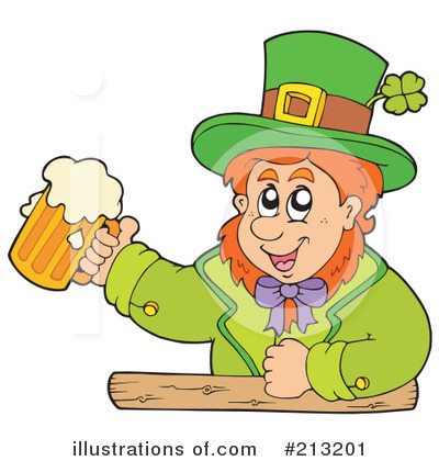 Leprechaun Clipart #213201 by visekart