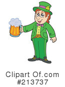 Leprechaun Clipart #213737 by visekart
