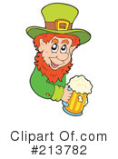 Leprechaun Clipart #213782 by visekart