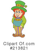 Leprechaun Clipart #213821 by visekart
