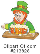 Leprechaun Clipart #213828 by visekart