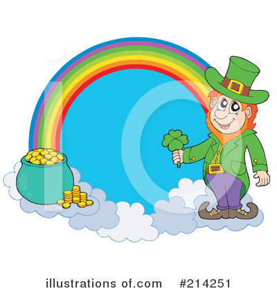 St Patricks Day Clipart #214251 by visekart