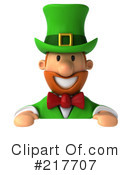 Leprechaun Clipart #217707 by Julos